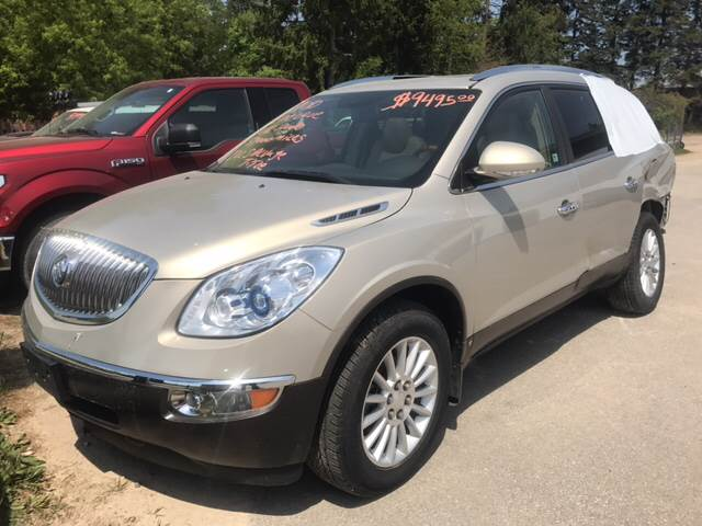 2010 Buick Enclave for sale at Don's Sport Cars in Hortonville WI