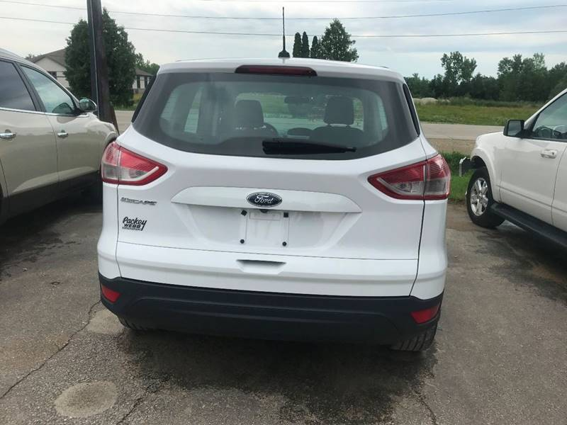2015 Ford Escape for sale at Don's Sport Cars in Hortonville WI