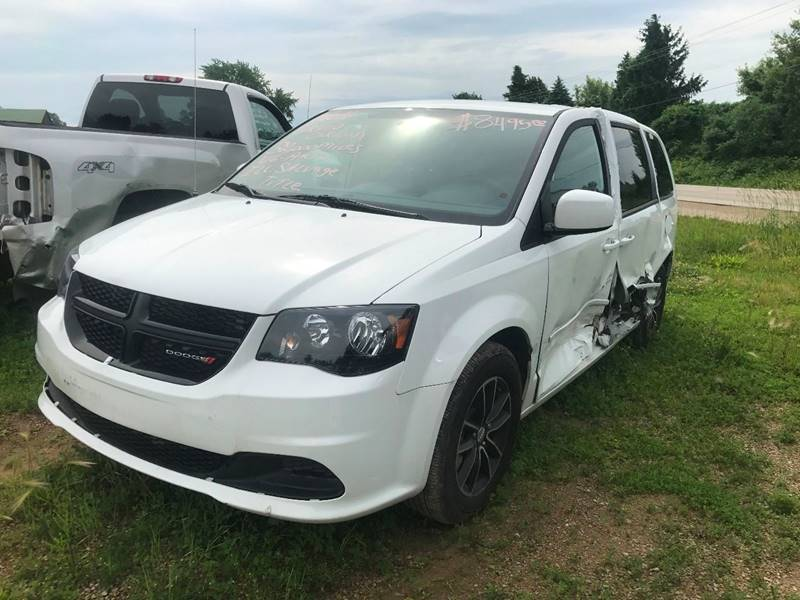 2016 Dodge Grand Caravan for sale at Don's Sport Cars in Hortonville WI
