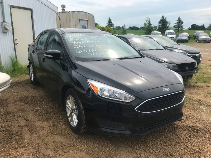 2016 Ford Focus for sale at Don's Sport Cars in Hortonville WI