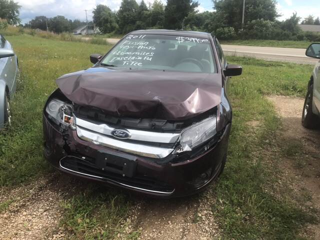2011 Ford Fusion for sale at Don's Sport Cars in Hortonville WI