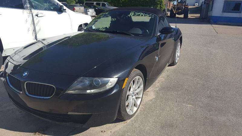 2006 Bmw Z4 3 0i In Hortonville Wi Don S Sport Cars