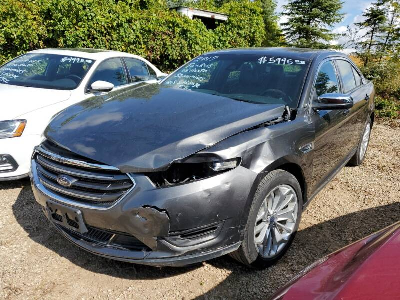 2017 Ford Taurus for sale at Don's Sport Cars in Hortonville WI