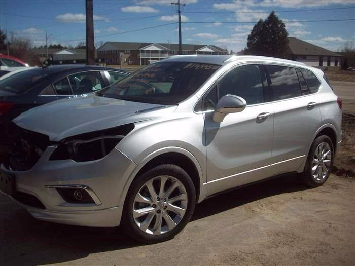 2016 Buick Envision for sale at Don's Sport Cars in Hortonville WI