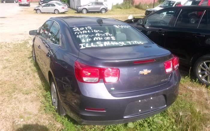 2015 Chevrolet Malibu for sale at Don's Sport Cars in Hortonville WI