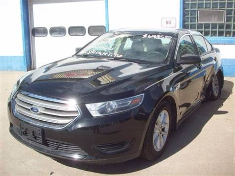2014 Ford Taurus for sale at Don's Sport Cars in Hortonville WI