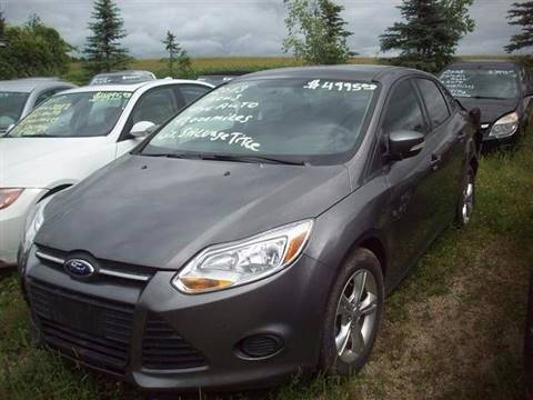 2013 Ford Focus for sale at Don's Sport Cars in Hortonville WI