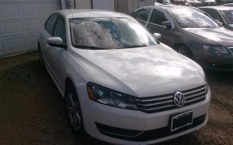 2013 Volkswagen Passat for sale at Don's Sport Cars in Hortonville WI