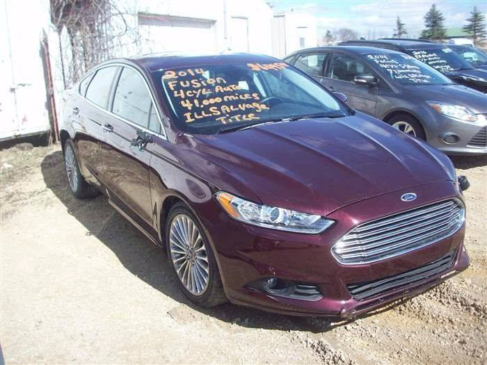 2013 Ford Fusion for sale at Don's Sport Cars in Hortonville WI