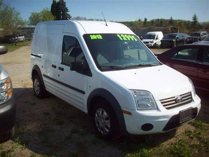 2012 Ford Transit Connect for sale at Don's Sport Cars in Hortonville WI