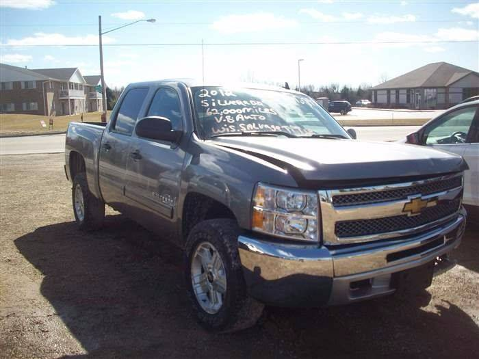 2012 Chevrolet Silverado 1500 for sale at Don's Sport Cars in Hortonville WI