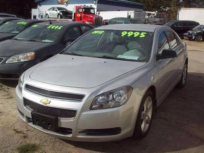 2012 Chevrolet Malibu for sale at Don's Sport Cars in Hortonville WI