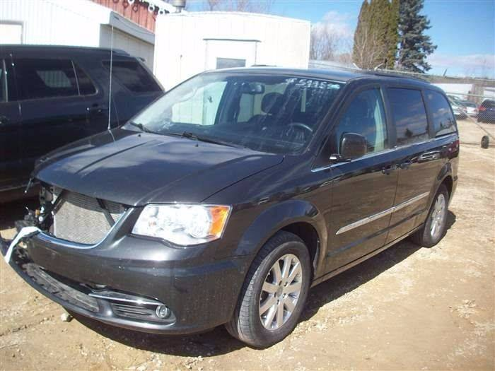 2012 Chrysler Town and Country for sale at Don's Sport Cars in Hortonville WI