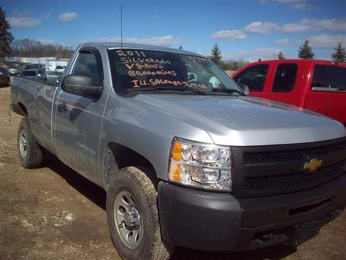 2011 Chevrolet Silverado 1500 for sale at Don's Sport Cars in Hortonville WI