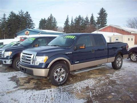 2011 Ford F-150 for sale at Don's Sport Cars in Hortonville WI