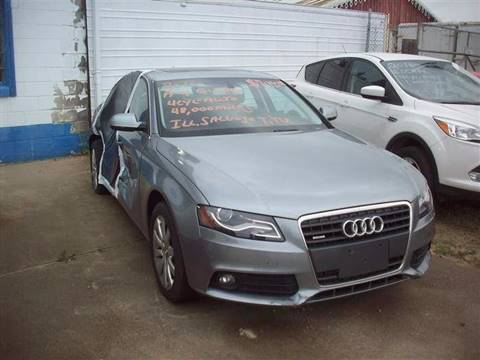 2010 Audi A4 for sale at Don's Sport Cars in Hortonville WI