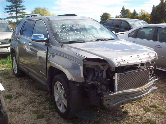 2010 GMC Terrain for sale at Don's Sport Cars in Hortonville WI