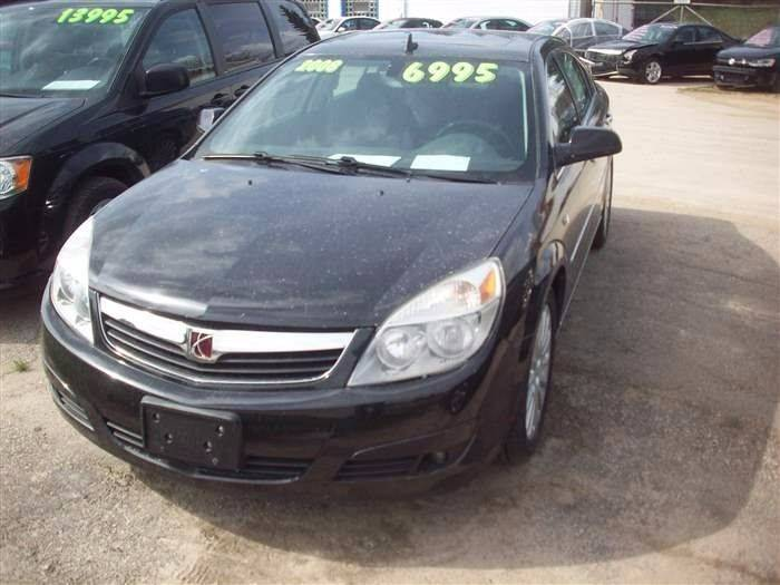 2008 Saturn Aura for sale at Don's Sport Cars in Hortonville WI