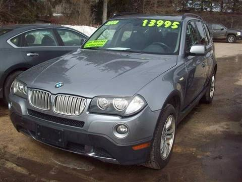 2008 BMW X3 for sale at Don's Sport Cars in Hortonville WI