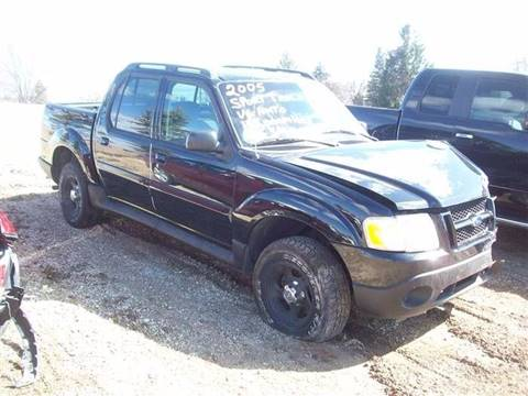 2005 Ford Explorer Sport Trac for sale at Don's Sport Cars in Hortonville WI