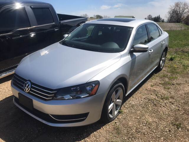 2012 Volkswagen Passat for sale at Don's Sport Cars in Hortonville WI