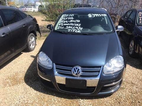 2010 Volkswagen Jetta for sale at Don's Sport Cars in Hortonville WI