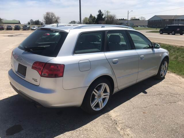 2006 Audi A4 for sale at Don's Sport Cars in Hortonville WI