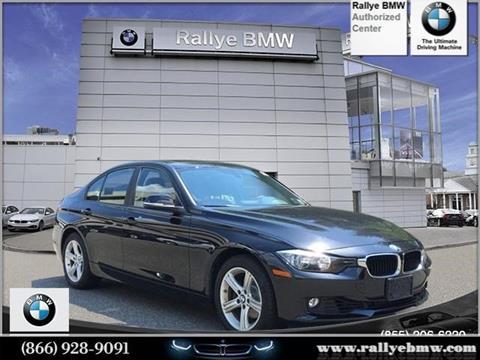 2014 BMW 3 Series for sale in Westbury NY