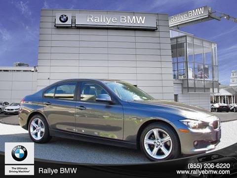 2015 BMW 3 Series for sale in Westbury, NY