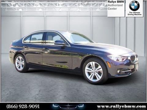 2017 BMW 3 Series for sale in Westbury NY