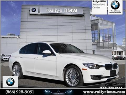 2014 BMW 3 Series for sale in Westbury, NY
