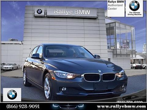 2015 BMW 3 Series for sale in Westbury NY