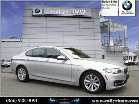 2015 BMW 5 Series for sale in Westbury, NY