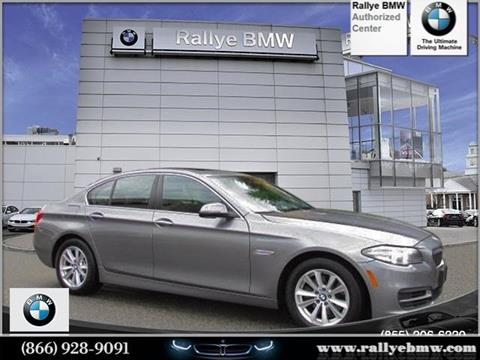2014 BMW 5 Series for sale in Westbury, NY