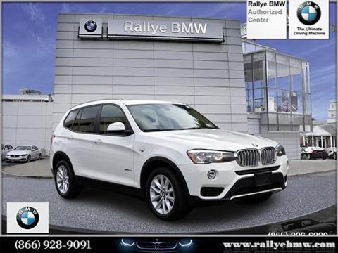2015 BMW X3 for sale in Westbury, NY