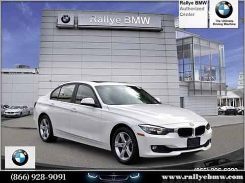 2015 BMW 3 Series for sale in Westbury, NY