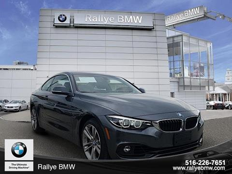 2019 BMW 4 Series for sale in Westbury, NY
