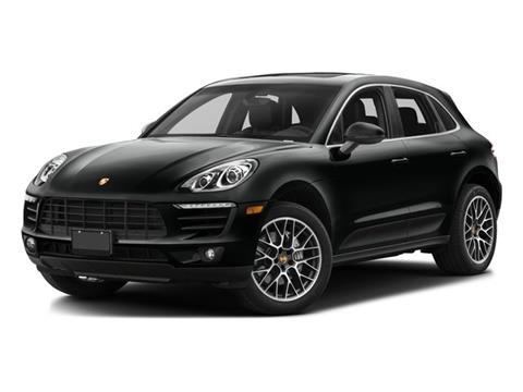 2017 Porsche Macan for sale in Westbury, NY