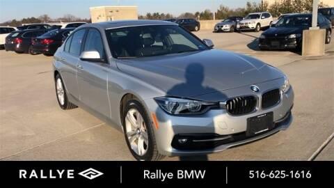 2017 BMW 3 Series 330i xDrive for sale at RALLYE BMW in Westbury NY