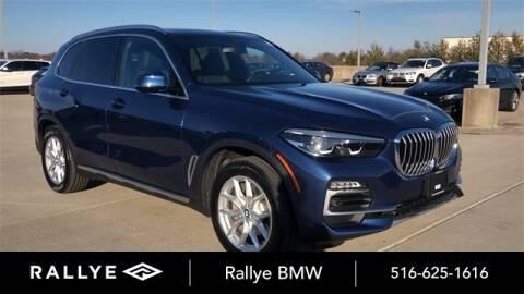 2019 BMW X5 xDrive40i for sale at RALLYE BMW in Westbury NY