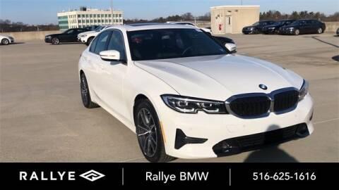 2019 BMW 3 Series 330i xDrive for sale at RALLYE BMW in Westbury NY