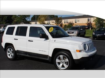 2011 Jeep Patriot for sale in New Bern, NC