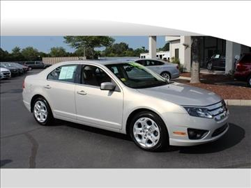2010 Ford Fusion for sale in New Bern, NC