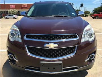 2011 Chevrolet Equinox for sale in Duncanville, TX