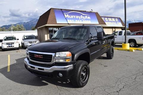2007 GMC Sierra 2500HD Classic for sale in Salt Lake City, UT