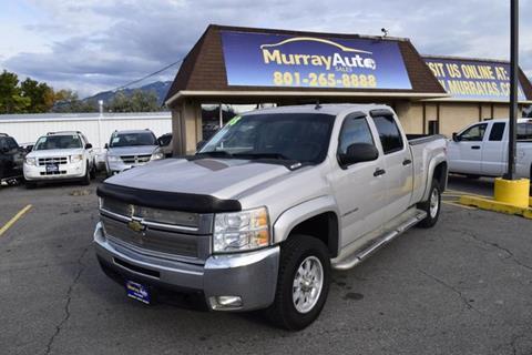 2008 Chevrolet Silverado 2500HD for sale in Salt Lake City, UT