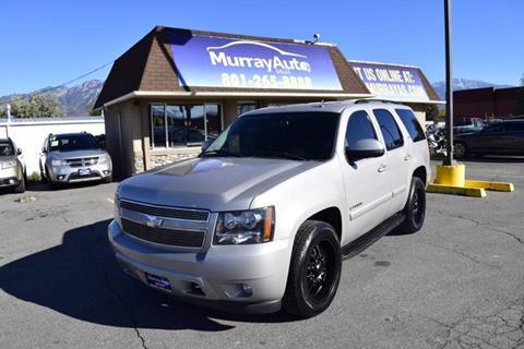 2007 Chevrolet Tahoe for sale in Salt Lake City, UT