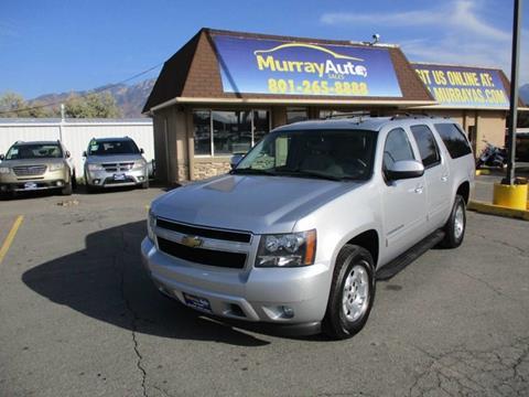 2012 Chevrolet Suburban for sale in Salt Lake City, UT