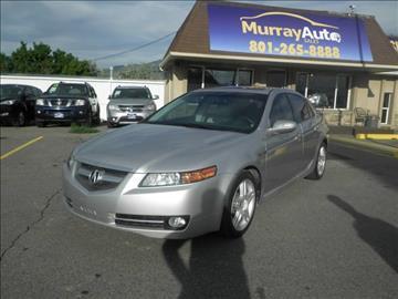 2008 Acura TL for sale in Salt Lake City, UT