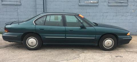 1998 Pontiac Bonneville for sale in Saginaw, MI